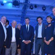 Etaient présents notamment Yves Evrard, Jacques Brotchi, Olivier Destrebecq, Jean-Paul Wahl, Gilles Mouyard et Alain Destexhe.